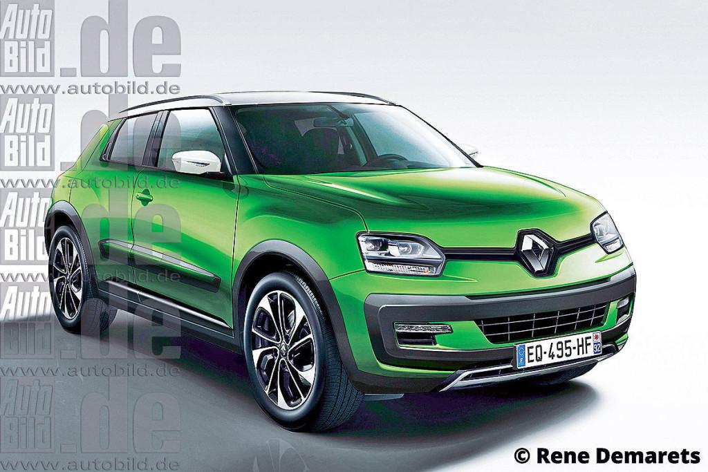 Второе поколение Renault Duster выпустят через два года