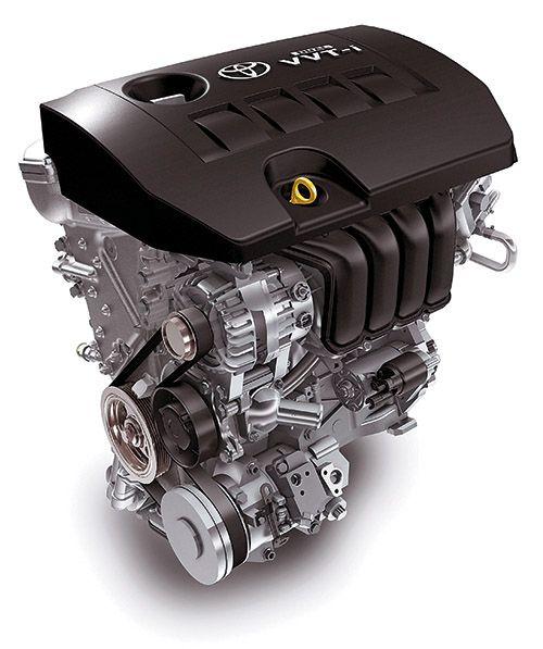 двигатель toyota corolla