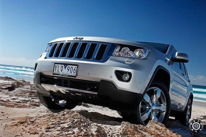 jeep grand cherokee 3 gen