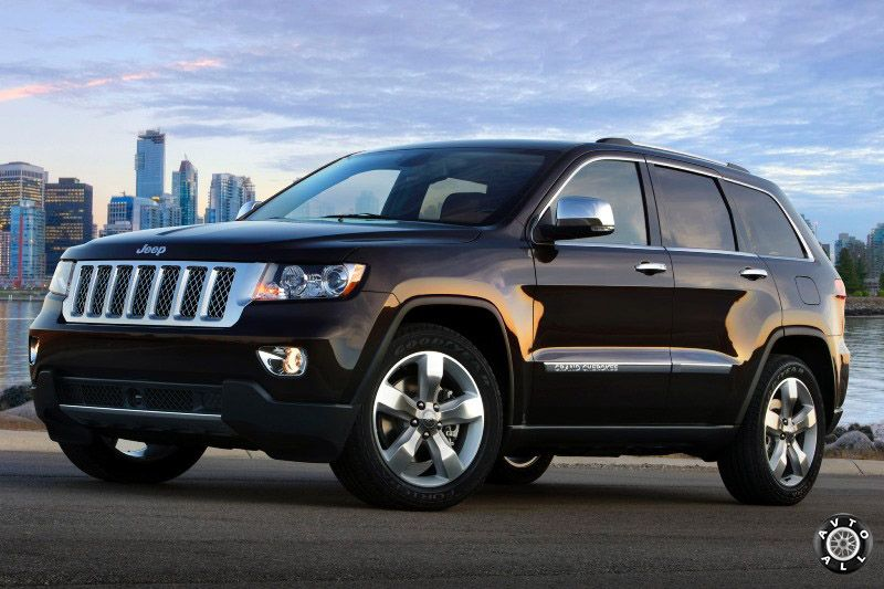 jeep grand cherokee 3 поколения фото