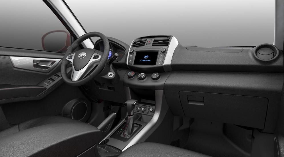 Рестайлинговый внедорожник Lifan X60 уже в продаже