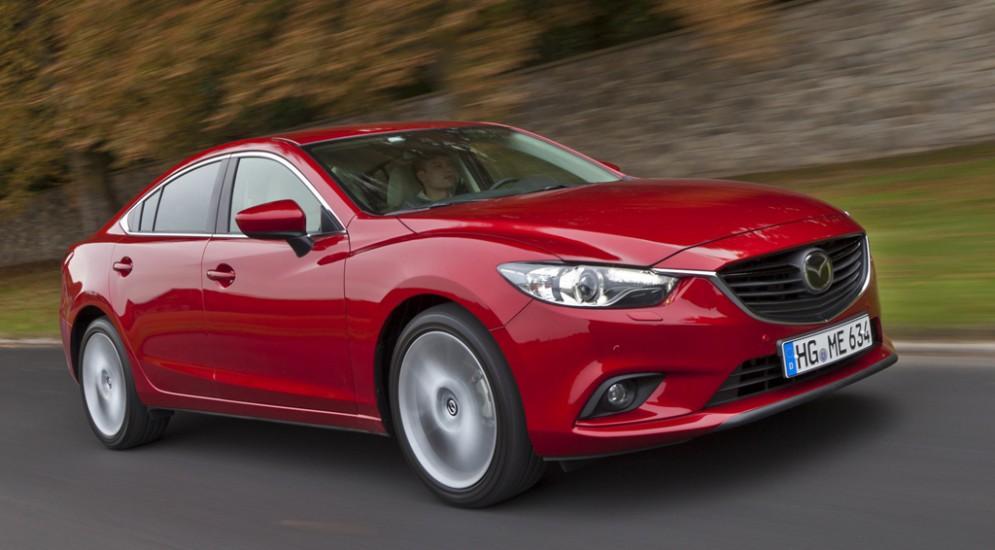 Японцы отзывают почти двести Mazda 6 и Mazda CX-5