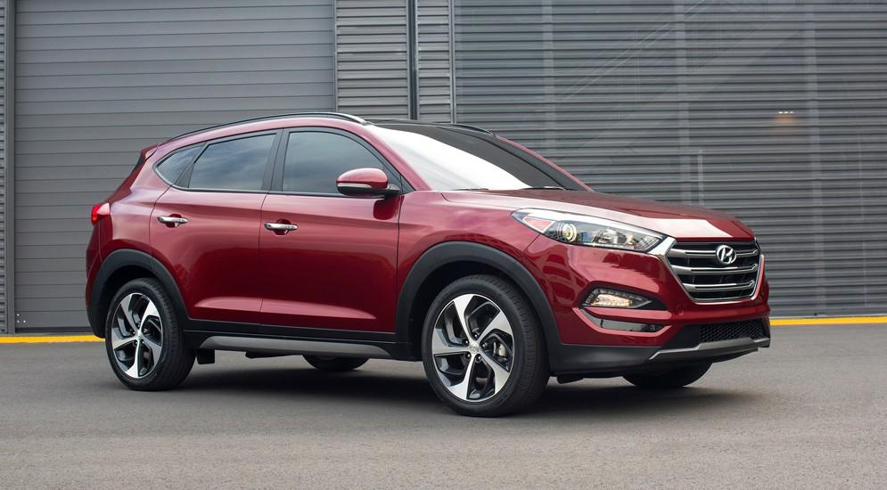 Известны цены на Hyundai Tucson, поставляемый в США