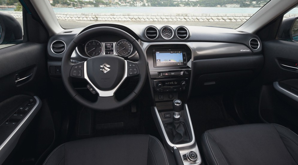 Кроссовер Vitara от Suzuki начнут продавать с августа 2015