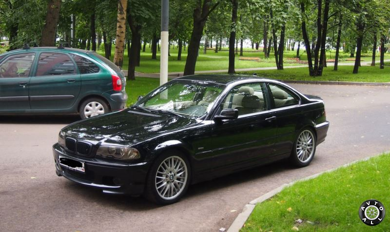 Автомобиль бу BMW 3 с пробегом вторые руки