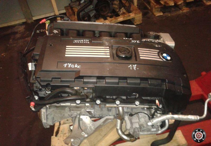 БМВ 3 серии кузов Е90 мотор