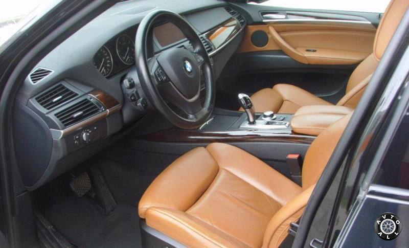 BMW X3 дизель салон
