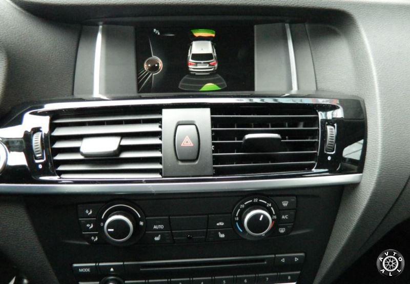 BMW X3 с пробегом бу фото