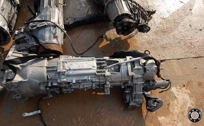 BMW X3 трансмиссия автомобиля