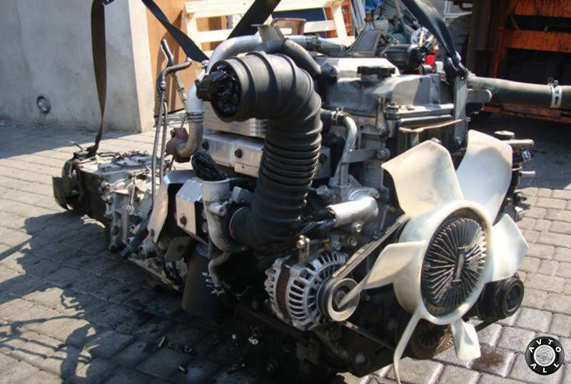 Mitsubishi Pajero 3 двигатель DDI