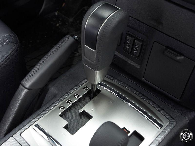 Mitsubishi Pajero 3 коробка передач