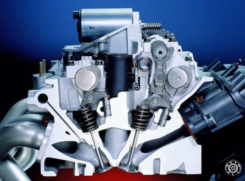 Valvetronic система для BMW 3