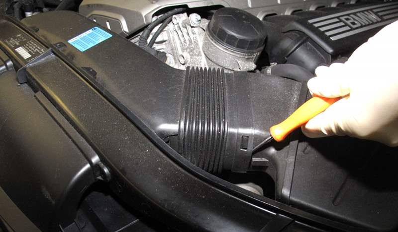 Замена ГРМ на BMW 3 E90