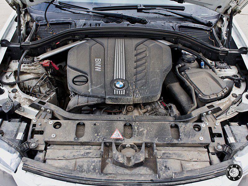 bmw x3 дизельный двигатель