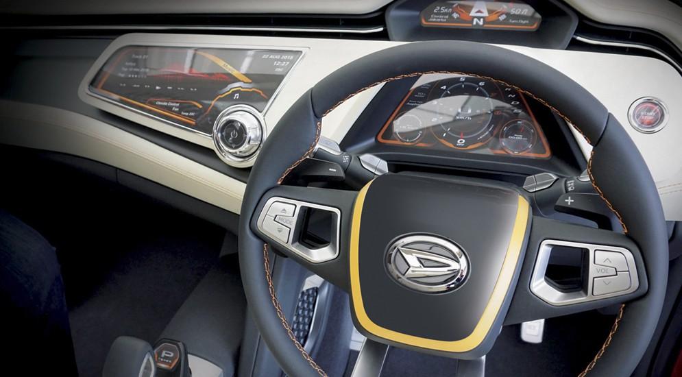 Японцы представили пару новых SUV-концептов Daihatsu
