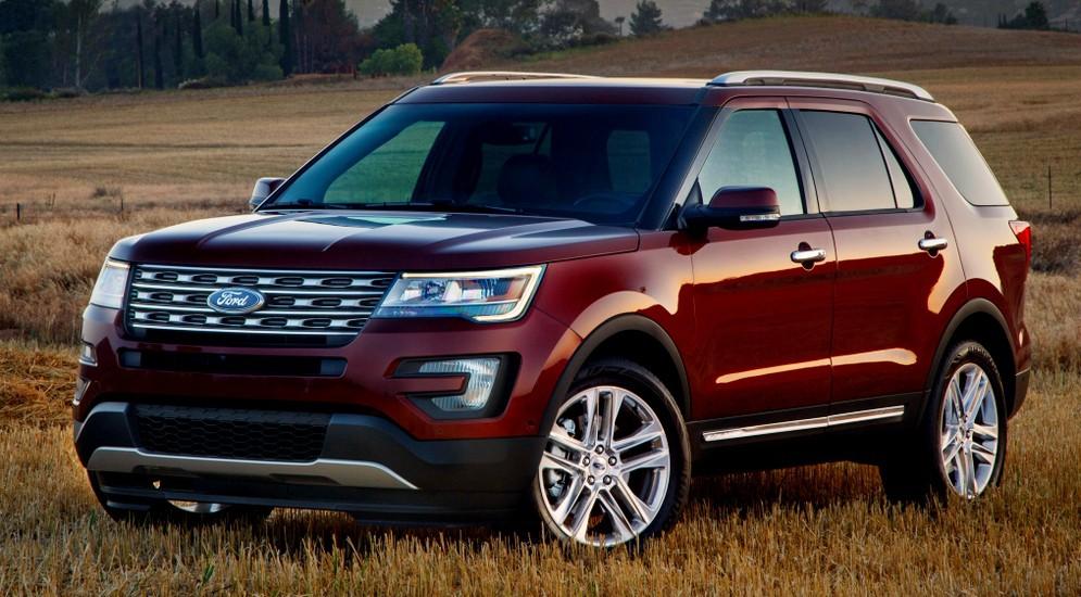 Представлена самая богатая модификация Ford Explorer