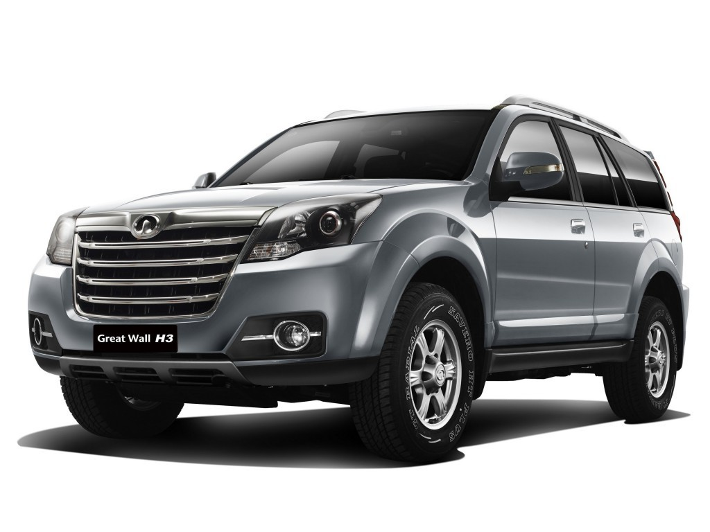 Новые автомобили бренда Great Wall пока россиянам недоступны