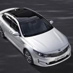 """Новый """"европейский"""" вариант Kia Optima представят на франкфуртском автосалоне"""