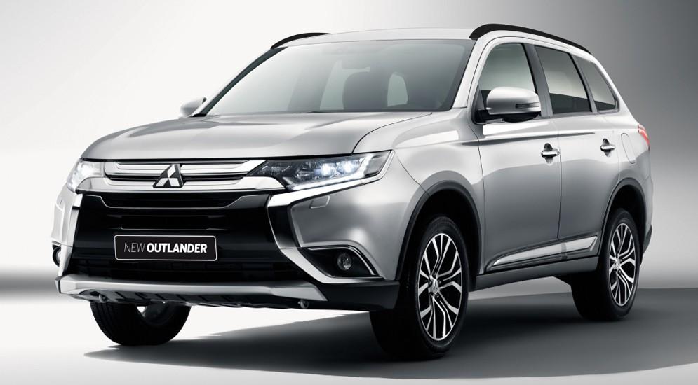 Mitsubishi предоставила скидку на Аутлендер 2016, ASX, L200 и Паджеро Спорт