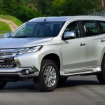 Новый внедорожник Mitsubishi Pajero Sport приедет в Россию весной 2016 года