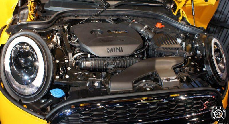 Двигатель W17D14A Mini Cooper