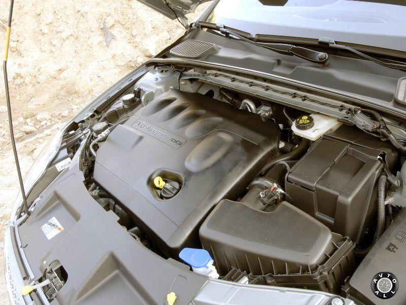Двигатель подержанного Форд Мондео