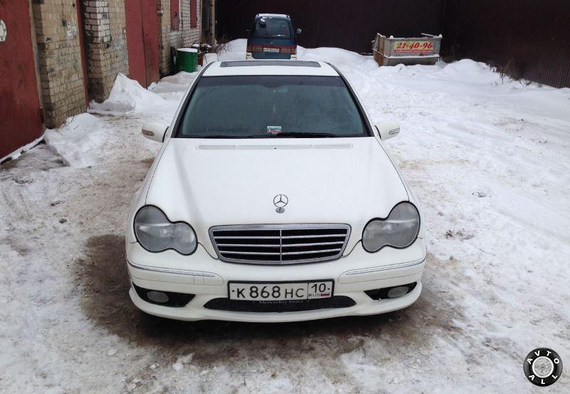 Mercedes-Benz W203 бу продажа