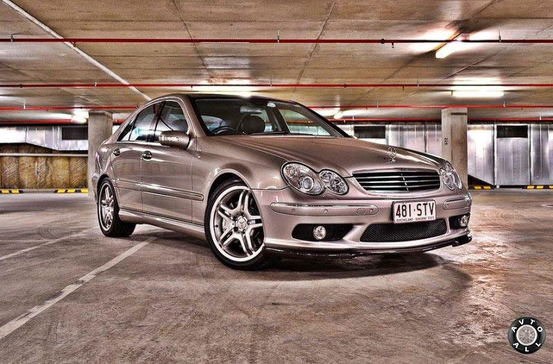 Mercedes-Benz W203 фото автомобиля