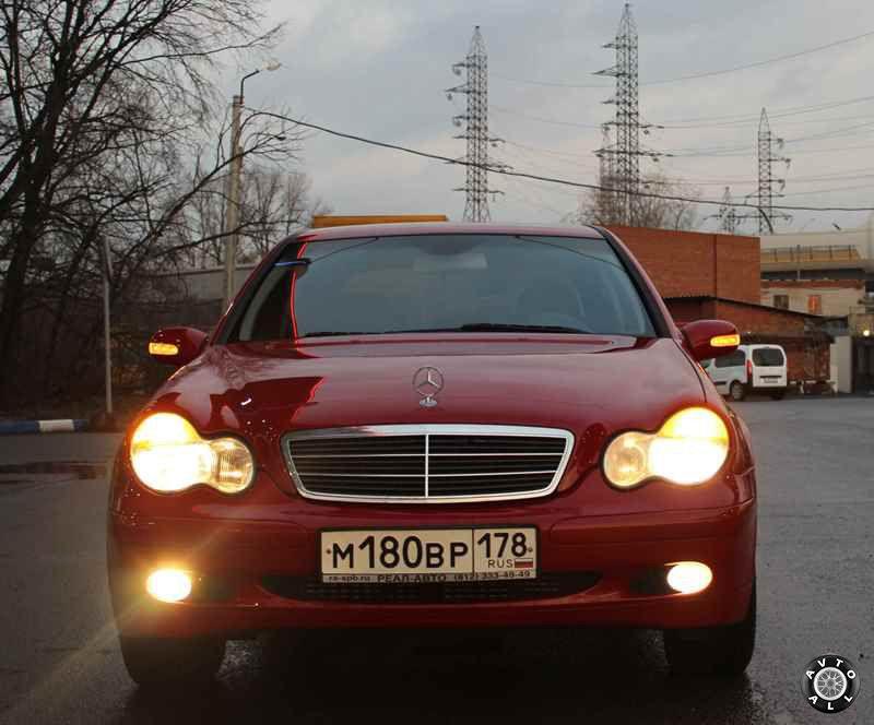 Mercedes-Benz W203 кузов