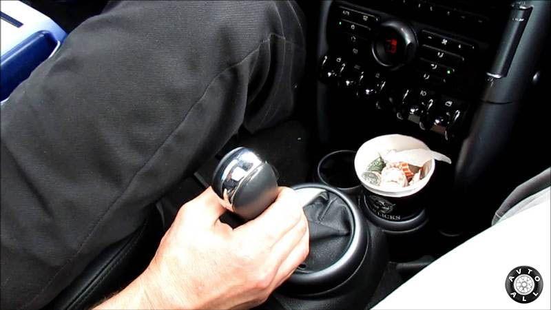 Mini Cooper коробка передач