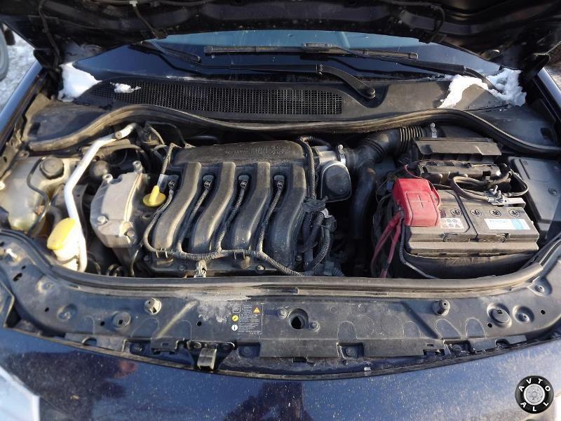 Рено Меган с пробегом двигатель и электрика