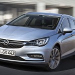 Во Франкфурте немцы покажут универсал Opel Astra Sports Tourer