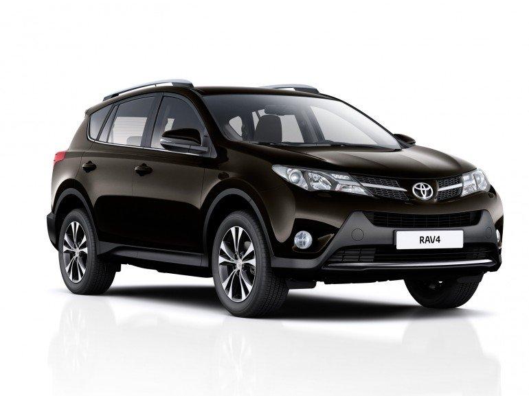 Toyota RAV4 получили массовый отзыв
