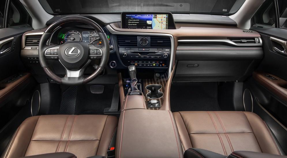 Новая генерация Lexus RX прибудет на наш авторынок в 2016 году