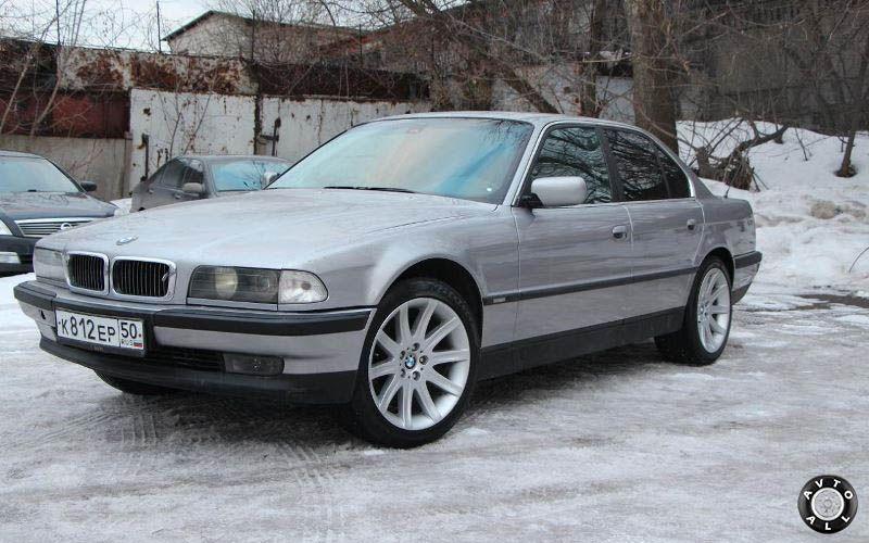 BMW 7 E38 кузов с пробегом