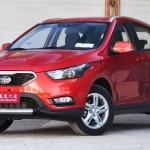 Китайцы представили FAW Junpai D80