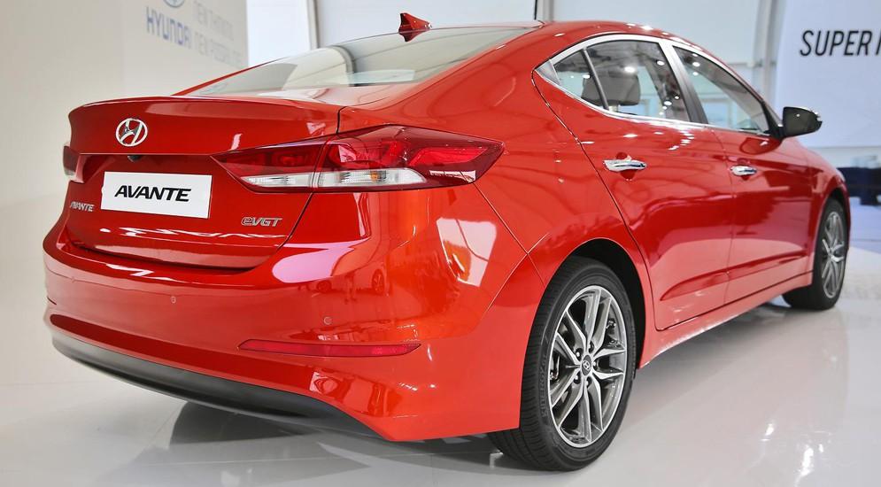 Hyundai Elantra шестого поколения уже собирают в Калининграде