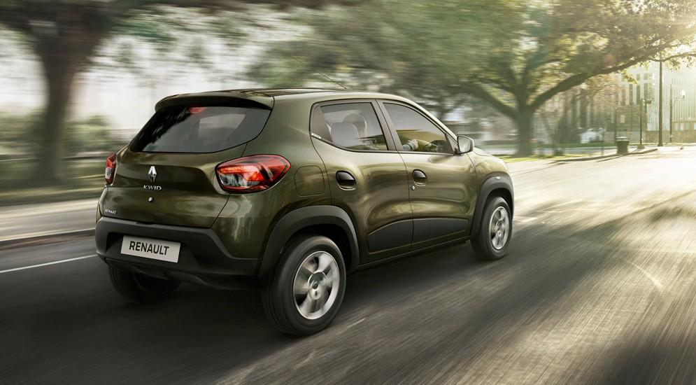 За Renault Kwid стоят в очереди больше полугода