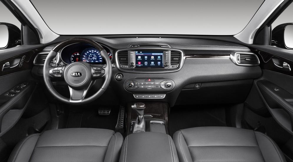 Kia Sorento Prime оснастили новым бензомотором V6