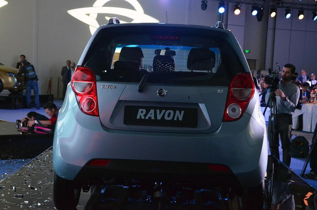Ravon - новое имя на российском авторынке