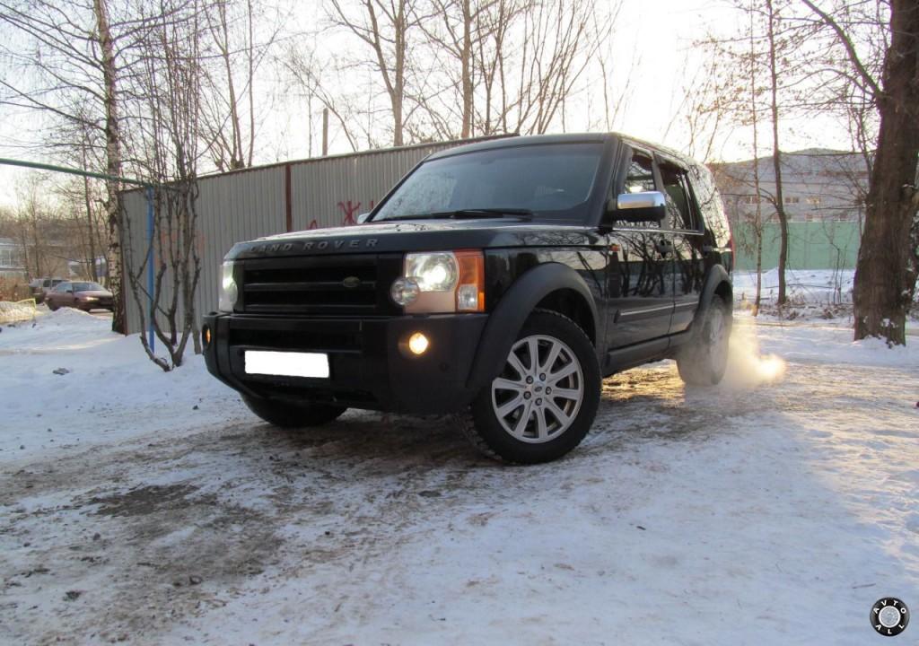 Автомобиль Land Rover Discovery 3 с пробегом на вторичном рынке