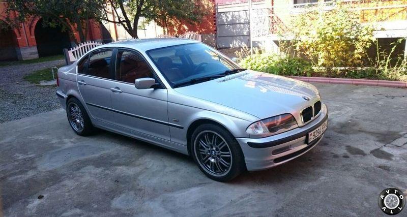 BMW 3 E46 с пробегом на продаже