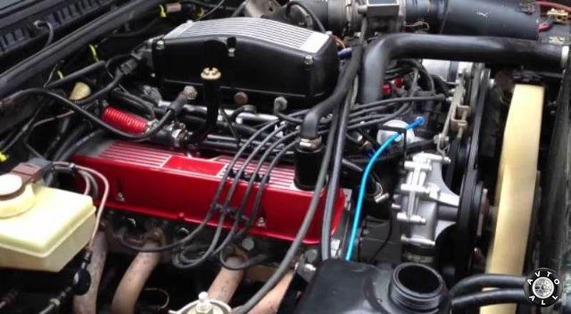 Двигатель Land Rover Discovery 3 бу