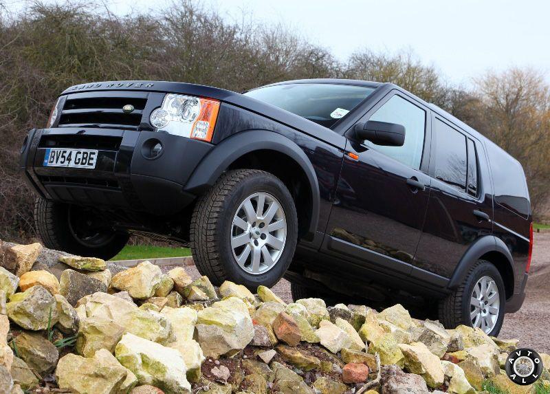 Фото автомобиля Land Rover Discovery 3 с пробегом