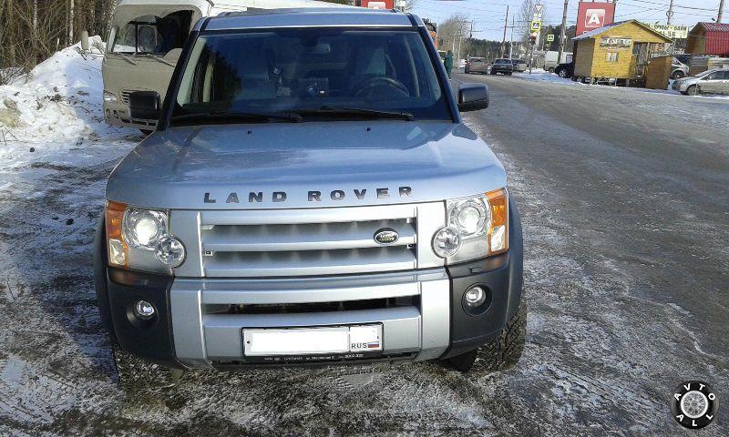 Land Rover Discovery 3 бу фото автомобиля