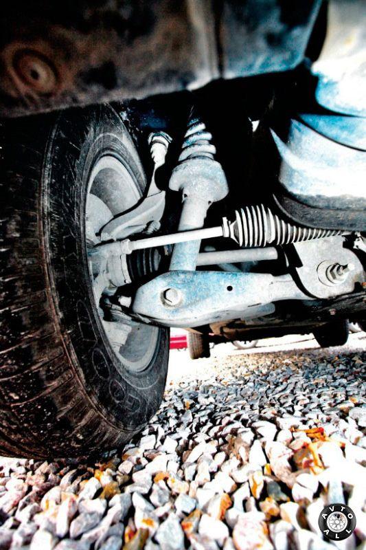 Land Rover Discovery 3 подвеска проблемы