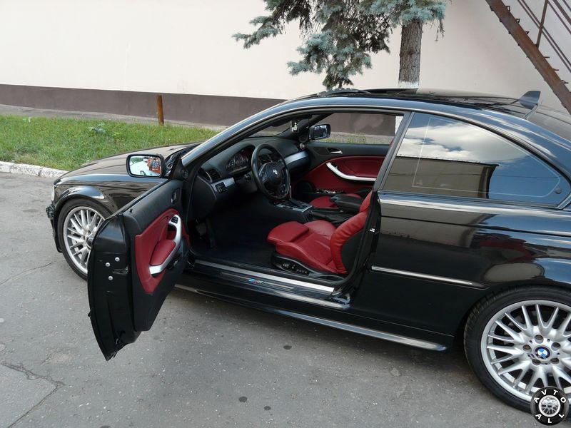 Новый салон бу BMW 3 Е46