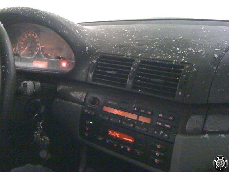 Проблема в салоне BMW 3-й серии в кузове Е46