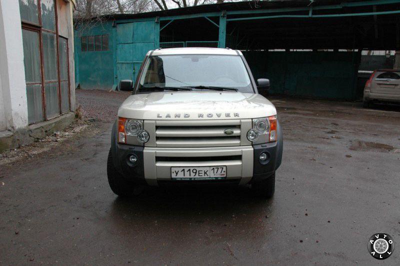 Внедорожник Land Rover Discovery 3 2009 года