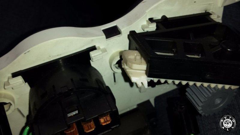 Замена блока управления печкой Hyundai Getz фото